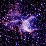 Wolf-Rayet Nebula Photographic Print by Celestial Image