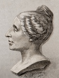 Sophie Germain (1776- 1831), Photographic Print by Sheila Terry