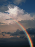 Rainbow Photographic Print by Phil Jude