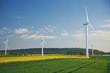 Wind Turbines Photographic Print by Bjorn Svensson
