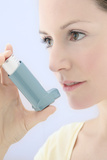 Asthma Inhaler Use Posters by Gavin Kingcome