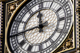 Big Ben Clock Face, London, UK Photographic Print by Johnny Greig