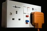 RCD Protected Switched Sockets Photographic Print by Sheila Terry
