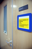 Infection Control Warning Sign Posters by Lth Nhs Trust