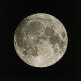 Pleine lune Reproduction photographique par Eckhard Slawik