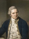1775 Captain James Cook Explorer Posters by Paul Stewart