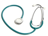 Stethoscope Photographic Print by Johnny Greig