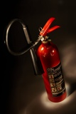 Carbon Dioxide Fire Extinguisher Photographic Print by Mark Sykes