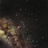 Centre of Milky Way Photographic Print by Eckhard Slawik