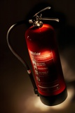 Water Fire Extinguisher Photographic Print by Mark Sykes