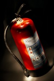 Powder Fire Extinguisher Photographic Print by Mark Sykes