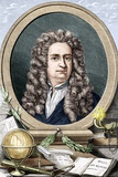 Isaac Newton, English Physicist Photographic Print by Sheila Terry