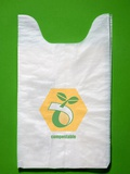 Biodegradable Plastic Bags Posters by Sheila Terry