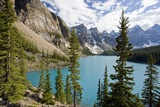 Morraine Lake, Canada Photographic Print by Bob Gibbons