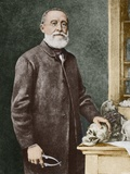 Rudolf Virchow, German Pathologist Poster by Sheila Terry