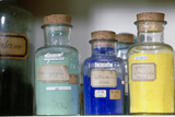 Paint Pigment Samples Used In Forgery Detection Photographic Print by Volker Steger