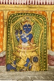 Krishna 19th Century Miniature Painting Photographic Print by Paul Stewart