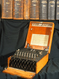 Enigma Encryption Machine Used In World War 2 Photographic Print by Volker Steger