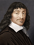 Rene Descartes, French Mathematician Photographic Print by Sheila Terry