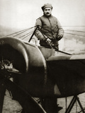 Roland Garros, French Aviator Photographic Print by Sheila Terry