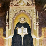 Thomas Aquinas, Italian Priest Photographic Print by Sheila Terry