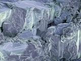 Sea Salt, SEM Photographic Print by Steve Gschmeissner