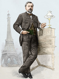 Alexandre Gustave Eiffel (1832-1923), Engineer Photo by Sheila Terry
