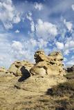 Sandstone Hoodoos Photo by Kaj Svensson