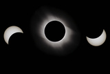 Total Solar Eclipse, 29-03-2006 Photographic Print by Eckhard Slawik