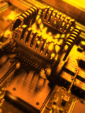 Heat Sink Photographic Print by Mark Sykes