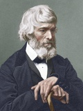 Thomas Carlyle, Scottish Author Prints by Sheila Terry