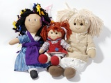 Soft Dolls Premium Photographic Print by Johnny Greig