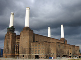 Battersea Power Station, London, UK Photographic Print by Johnny Greig