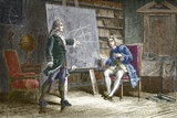 Bernoulli Brothers, Swiss Mathematicians Photographic Print by Sheila Terry