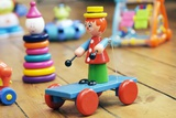 Toys Photographic Print by Johnny Greig