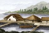 Prehistoric Lake Village Photo by Sheila Terry