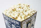 Popcorn Photographic Print by Johnny Greig
