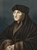 Erasmus, Dutch Theologian Prints by Sheila Terry