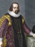 Francis Bacon (1561-1626) Photographic Print by Sheila Terry