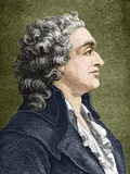Marquis De Condorcet, French Politician Posters by Sheila Terry