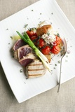 Healthy Meal Photographic Print by Jon Stokes