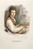 1806 Alexander Humboldt Naturalist Prints by Paul Stewart