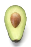 Avocado Half Photographic Print by Jon Stokes