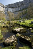 Malham Cove, Yorkshire Dales Photographic Print by Bob Gibbons