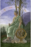 Hipparchus, Ancient Greek Astronomer Prints by Sheila Terry