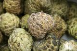 Cherimoya Fruit (Annona Cherimola) Photographic Print by Bjorn Svensson