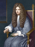 Robert Boyle, Irish Chemist Poster by Sheila Terry