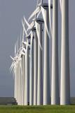 Wind Turbines Prints by Kaj Svensson