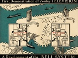 Early Video Phone System, 1930 Posters by Sheila Terry