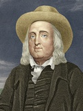 Jeremy Bentham, British Philosopher Posters by Sheila Terry
